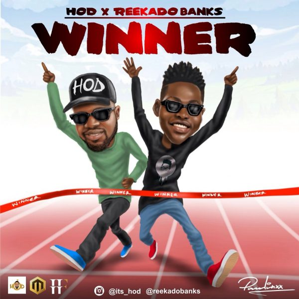 Photo of MUSIC: H.O.D ft. Reekado Banks – 'Winner'