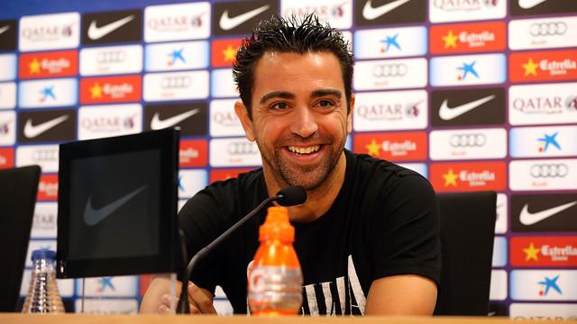 Xavi Barca - Becoming Barcelona Coach Is My Dream When My Playing Career Ends - Xavi
