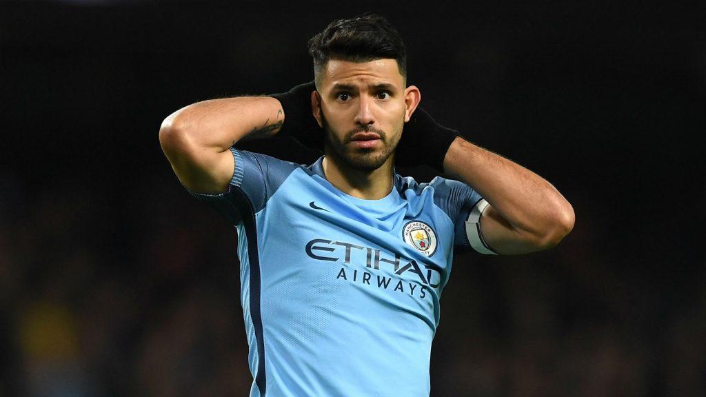[Highlight] Manchester City 0-0 Stoke City (Premier League) 2017