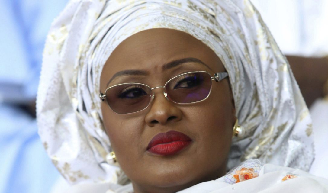 Photo of Mamman Daura's daughter narrates all about leaked video of Aisha Buhari speaking angrily at Aso Rock (AUDIO)