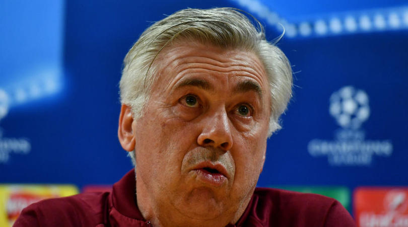 Photo of Ancelotti Consoles Under-Fire Wenger