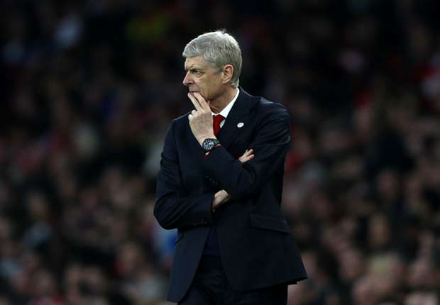 arsene wenger cropped 1b5lcaklskbpj1fbz2pz4su10i - VIDEO: Arsenal 5-0 Lincoln City (FA CUP) (11-3-17) Highlight