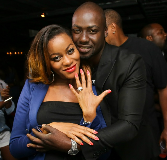 Photo of Chris Attoh and Damilola Adegbite's Marriage Reportedly Over