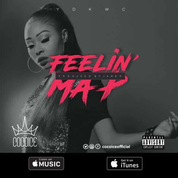 cocoice feelingmaP 600x600 - MUSIC: Coco Ice – 'Feeling Ma P'