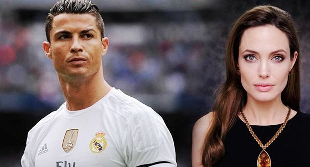 Photo of Cristiano Ronaldo to Feature Alongside Angelina Jolie in TV Series