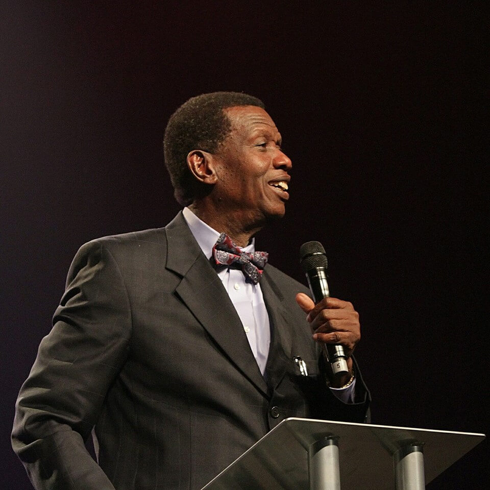 Photo of Always Believe, Don't Lose Hope In Nigeria – Pastor Adeboye tells Christians