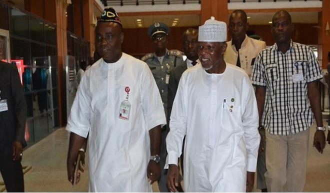 hameed ali Mufti 1 - No Law Against Me Not Wearing Uniform, Custom Boss Hameed Ali tells Senate