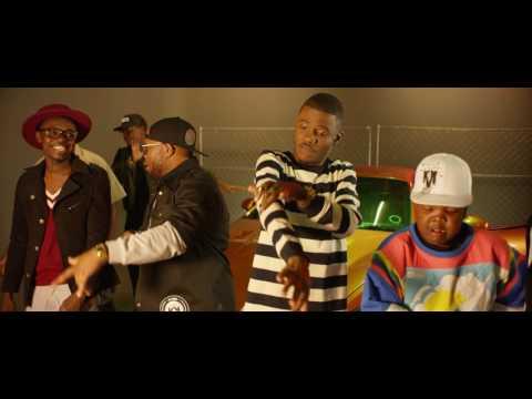 Photo of VIDEO: Tweezy ft. Khuli Chana, Ice Prince & Victoria Kimani – 'Ambitions (Remix)'