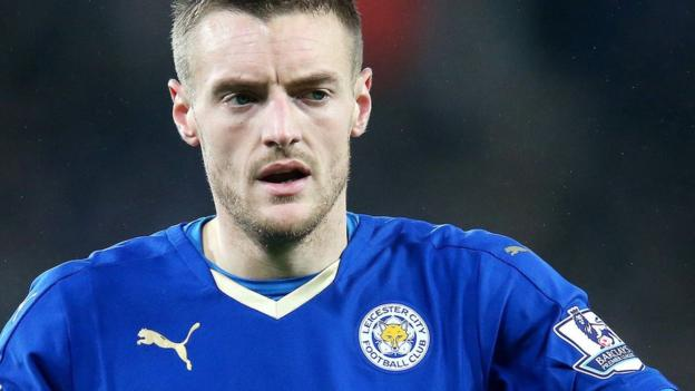 jamie vardy - I Got Death Threats After Claudio Ranieri Was Sacked - Jamie Vardy