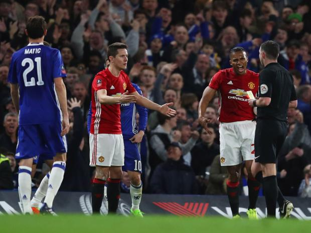 manchester united chelsea - Manchester United Fined £20,000 by FA for Failing to Control Players During Chelsea Clash