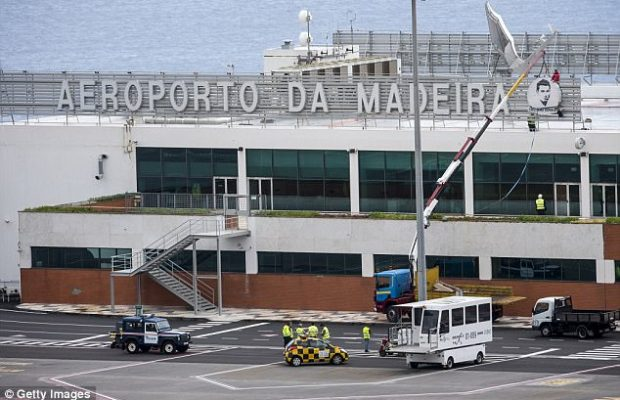 Airport Named After Cristiano Ronaldo to Be Opened On March 29
