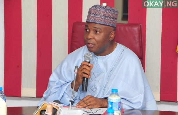 Photo of Saraki reacts to court order forfeiting his houses in Lagos