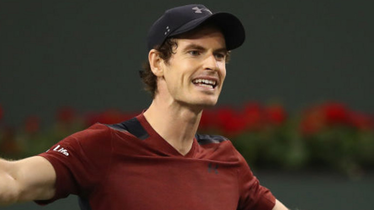 skysports andy murray getting beat indian wells 2017 3907981 - No. 1 Andy Murray Defeated by Vasek Pospisil at Indian Wells