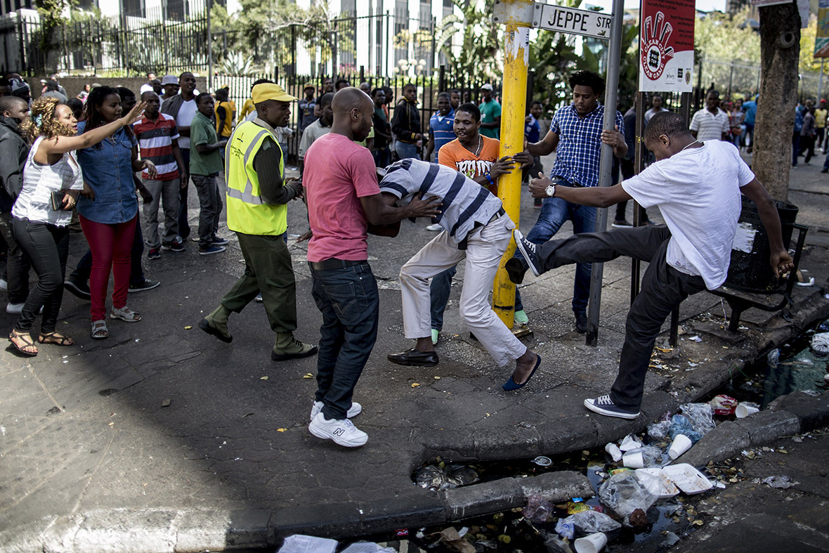 south africa xenophobic attacks - Nigeria Sends High Level Delegation to South Africa Over Renewed Xenophobic Attacks