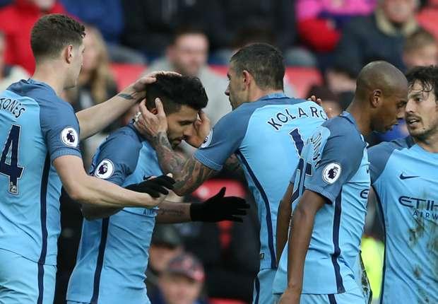 [Highlight] Sunderland 0-2 Manchester City (Premier League) 2017
