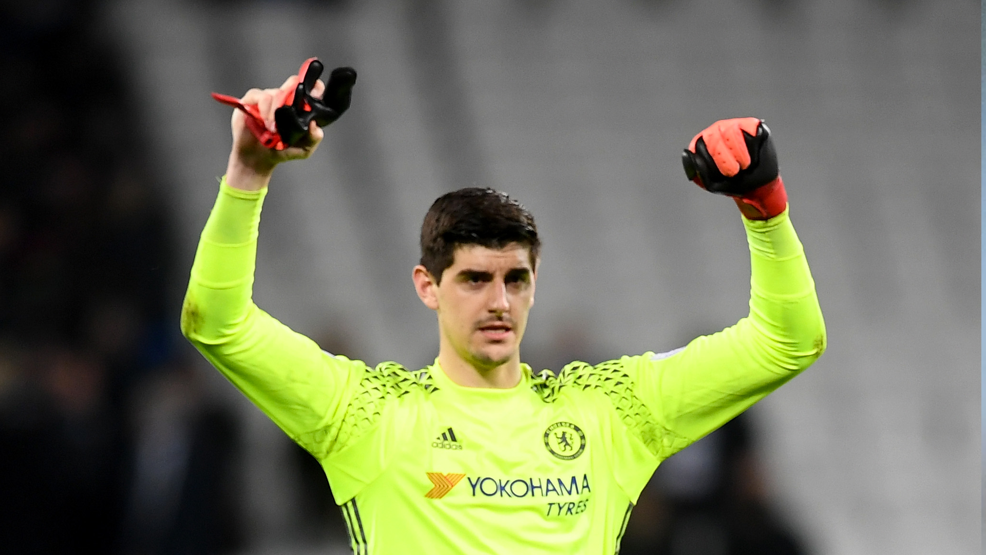 thibaut courtois 9se0czue4vtf1v6uc03czkh6y - Mourinho Has Made Man Utd Dirty - Courtois