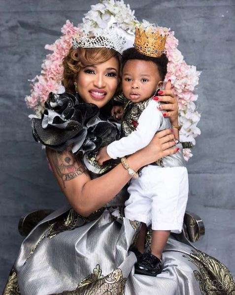 tonto son3 - Rosaline Sleeps With My Husband - Tonto Dikeh Spills More About Her Marriage - WATCH