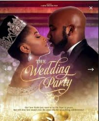 wedding20party - Hit Movie, The Wedding Party Looses 200 Million Naira to Piracy