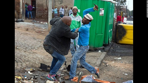 xenophobia 1 - Xenophobia: We Live Every Day in Fear - Nigerians Staying in South Africa Beg for Help