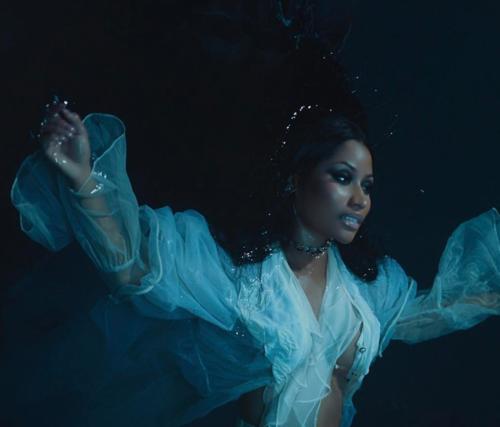 "Photo of Nicki Minaj's New Video ""Regret In Your Tears"" Premiers on Tidal Tomorrow"