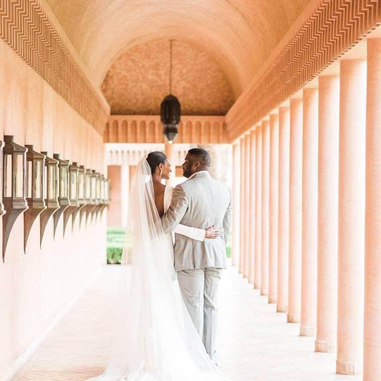 Photo of Former Miss World, Agbani Darego Weds Her Longtime Lover Ishaya Danjuma