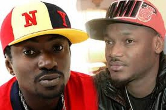 "Photo of ""I Named You 2face 'Cos Of Your Envy, Hatred,"" Blackface Tells Former Bandmate"