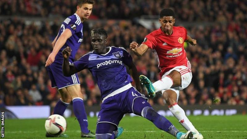 Photo of VIDEO: Marcus Rashford Sends Manchester United to Europa League Semi-finals (WATCH Highlight)