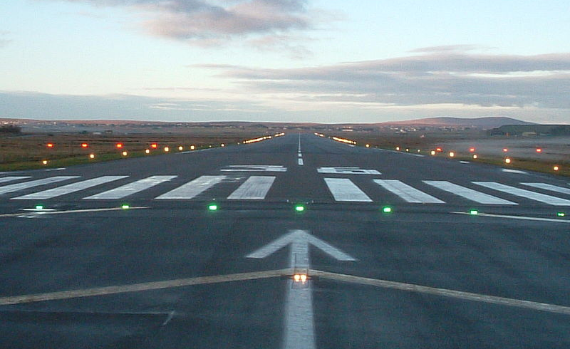 Abuja Airport Runway - Abuja Airport Rehabilitation Completed, Ready for Use - NCAA