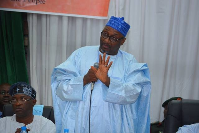 Adamu Muazu - 'I Never Betrayed You' - Adamu Mu'azu Replies Jonathan's Comments On 2015 Election