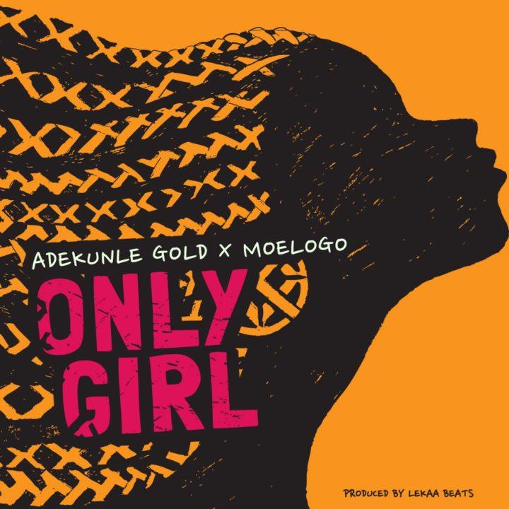 Adekunle Gold MoeLogo Only Girl 720x720 - MUSIC: Adekunle Gold ft. Moelogo – 'Only Girl'