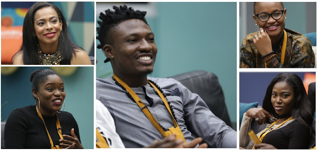 Photo of #BBNaija: Efe, Bisola, Tboss, Marvis, Debie-Rise Tell Biggie Their Biggest Rivals Ahead of Grand Finale