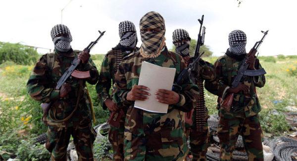Boko Haram fighters e1481195241377 - Boko Haram Attacks University Of Maiduguri