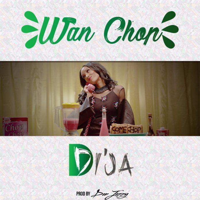 DiJa Wan Chop 696x696 - VIDEO: Di'Ja – 'Wan Chop'