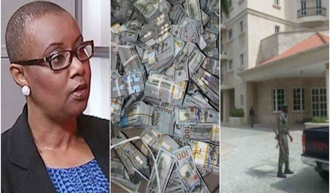 Esther Nnamdi Ogbue - I Don't Own the $50m Recovered by EFCC In Lagos Apartment - Former NNPC MD, Esther Nnamdi-Ogbue