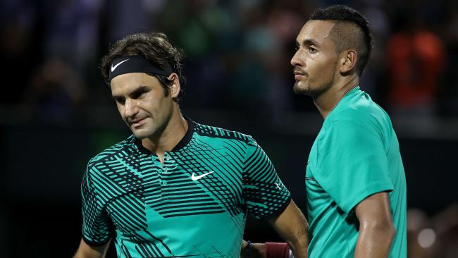 Photo of Roger Federer Beats Nick Kyrgios to Reach Miami Open Final