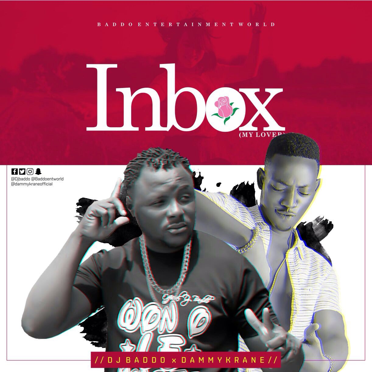 Photo of MUSIC: DJ Baddo ft. DammyKrane – 'Inbox (My Lover)'