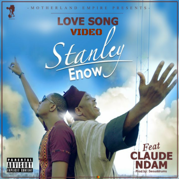 Love SongVIDEO 720x720 - VIDEO: Stanley Enow ft. Claude Ndam – 'Love Song'
