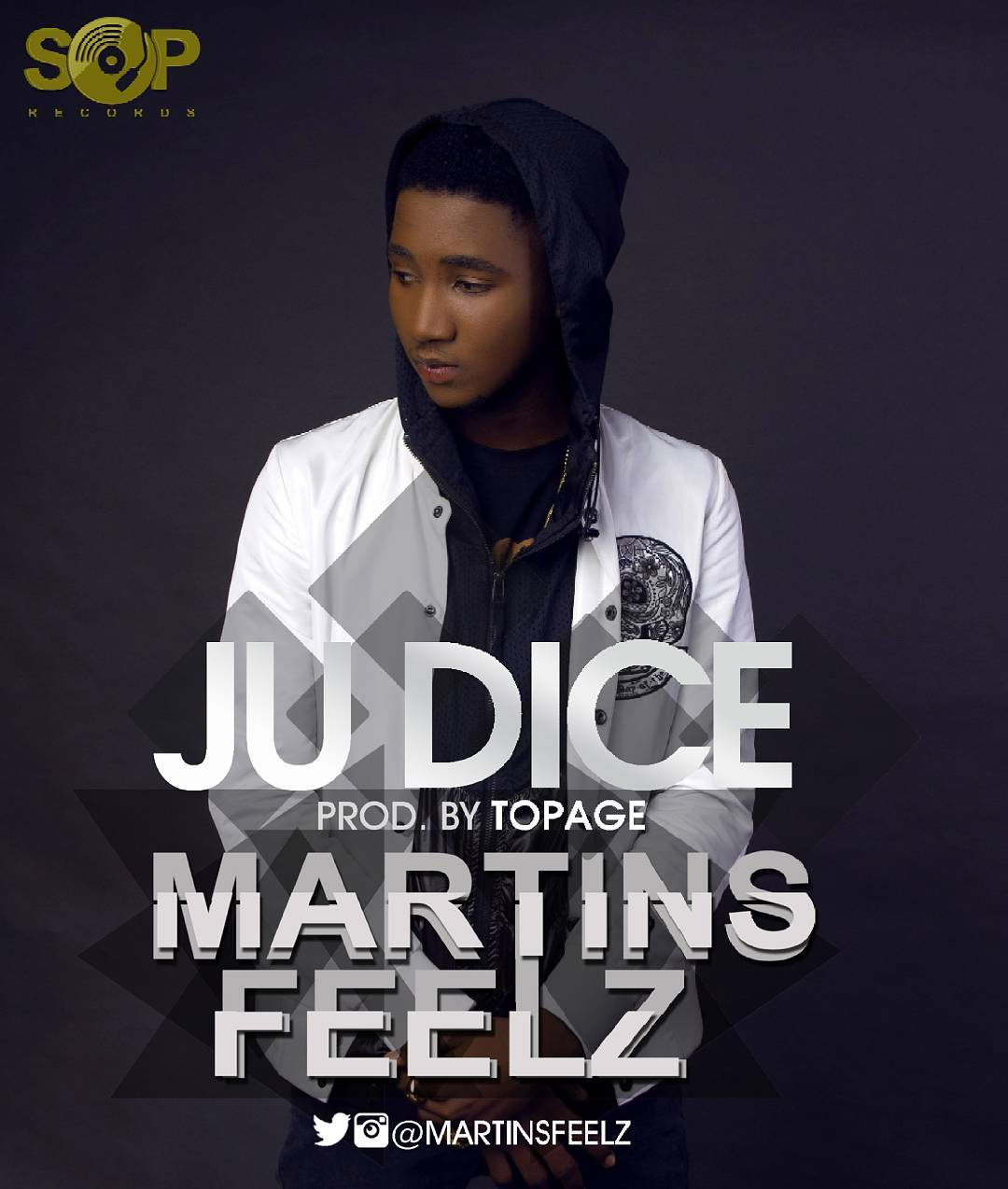 Photo of MUSIC: Martins Feelz – 'Ju Dice'