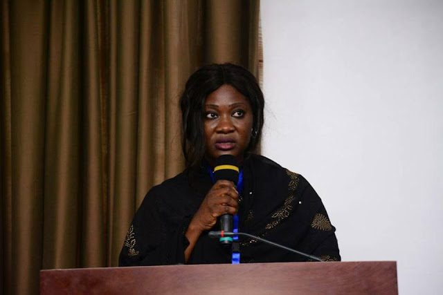 Mercy SSA 05 - PHOTOS: Mercy Johnson Hosts First Stakeholders Summit as SSA to Kogi Governor