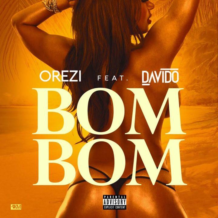 Photo of MUSIC: Orezi ft. Davido – 'Bom Bom'