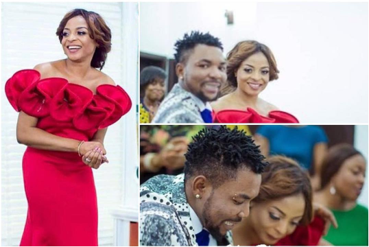 Photo of Oritsefemi And His Newly Married Wife Expecting Their First Child