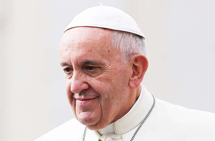Pope Francis to Receive US President Donald Trump on May 24 - OkayNG News