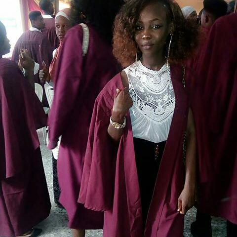 RIP ARIYIBI AYOMIDE - PHOTOS: 100 Level Female UNILAG Student Commits Suicide After Being Disgraced by Her Room Mates