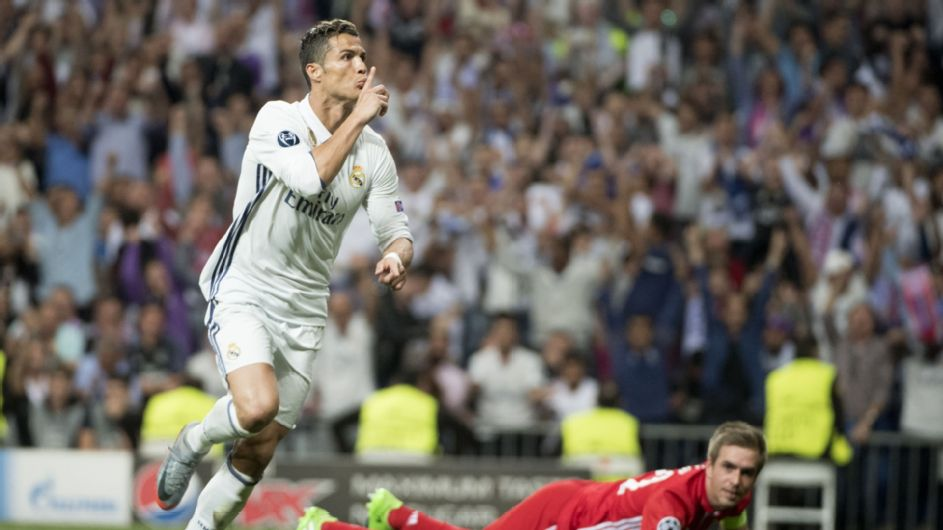 Photo of WINNING! Ronaldo Becomes First Player to Score 100 Champions League Goals