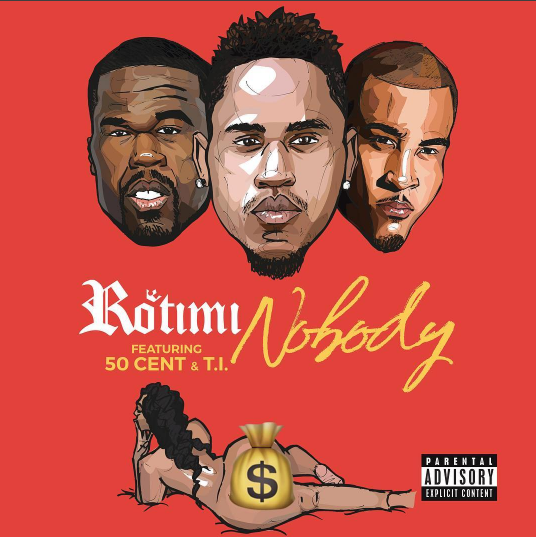 Photo of MUSIC: Rotimi ft. 50 Cent & T.I. – 'Nobody'
