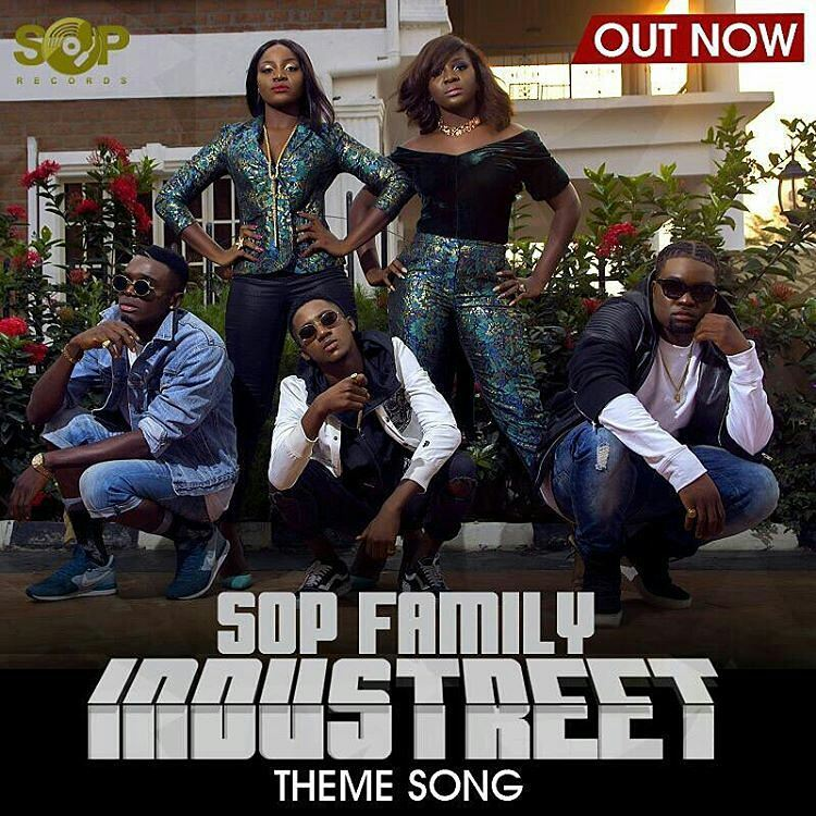 Photo of VIDEO: Mo Eazy, Gemstones, Sonorus and Martinsfeelz – 'INDUSTREET Theme Song'