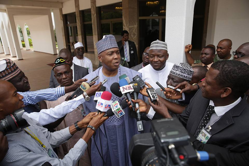 Photo of Saraki Visits Plateau State Over Killings