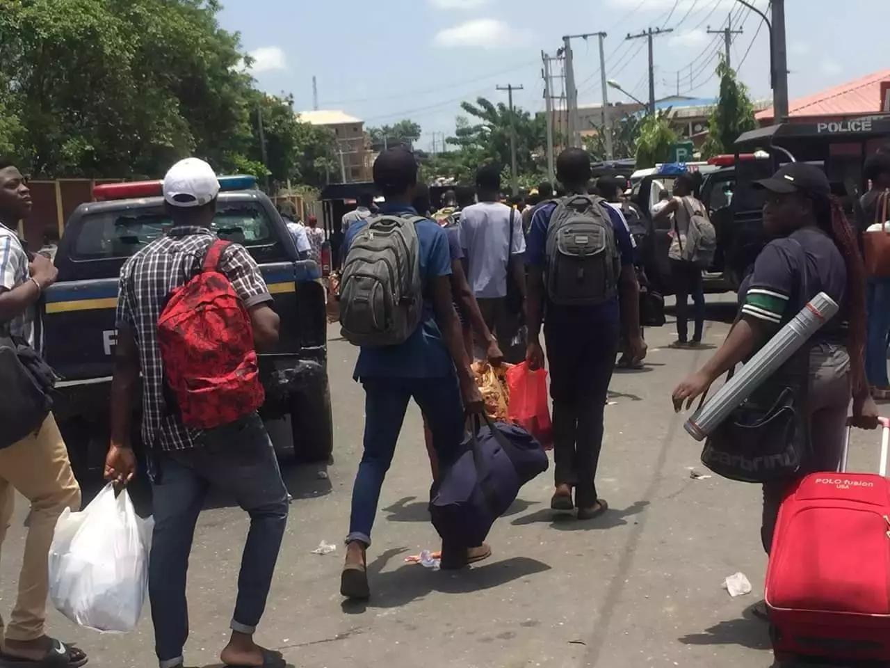 Photo of 13 UNILAG Students Remanded In Kirikiri Prisons