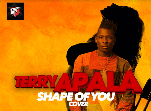 MUSIC: Terry Apala – 'Shape of You (Cover)'