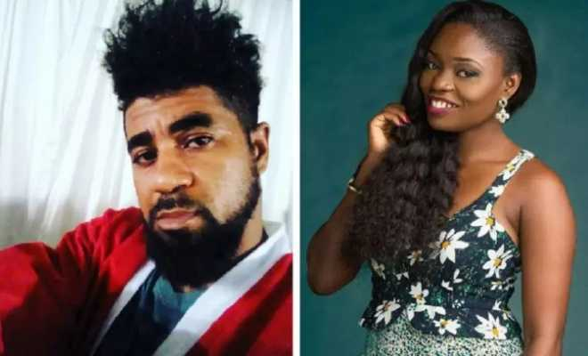ThinTallTony and Bisola 660x400 1 - #BBNaija: If I Had Won The N25 Million, I Would Have Shared It With ThinTallTony - Bisola